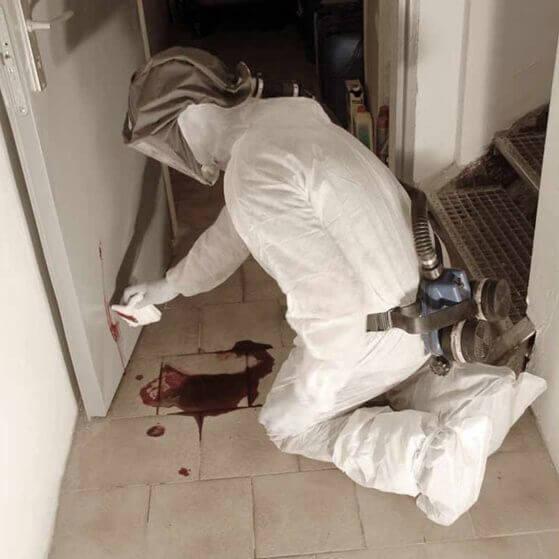 Limpieza Por Suicidio