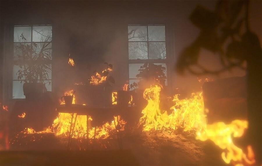 Qué hacer después de un incendio en casa