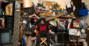 Limpieza por acumulación compulsiva